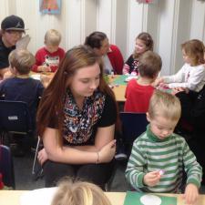 Service Project - Preschool Buddies