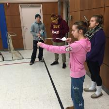 Science Project - flying rockets