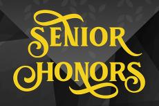 Senior Honors Night